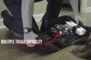 CARR Pack - Medical Bag - Multiple Triage Capability