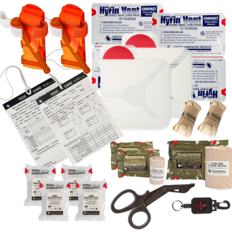 Wraith Tactical Fill Kit for Small Medical Bag