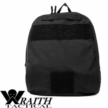 Wraith Tactical CARR Pack GEN 3 Utility Bag Large Black Closed Front