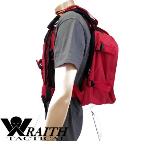 Wraith Tactical CARR Pack Red LS