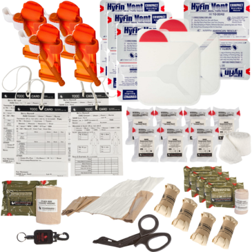 Wraith Tactical Fill Kit for Large Medical Bag