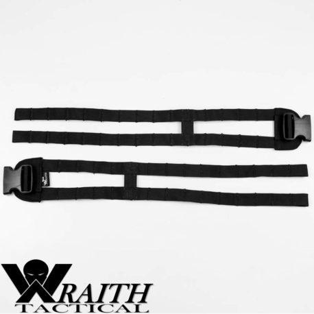 Wraith Tactical CARR Pack Cummerbund Black
