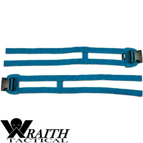 Wraith Tactical CARR Pack Cummerbund Blue