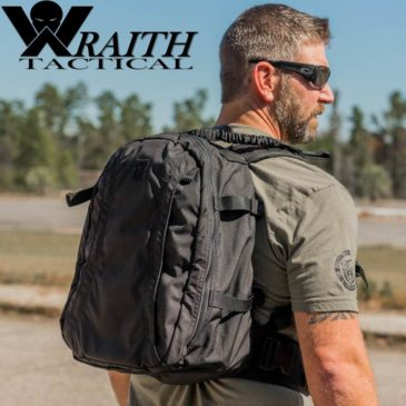 Wraith Tactical CARR Pack GEN 3 Black