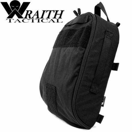 Wraith Tactical CARR Pack GEN 3 Utility Bag Large Black Closed 45