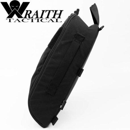 Wraith Tactical CARR Pack GEN 3 Utility Bag Large Black Closed 90