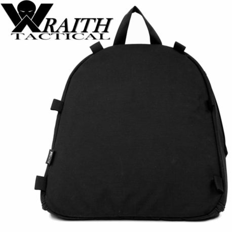 Wraith Tactical CARR Pack GEN 3 Utility Bag Large Black Closed Rear