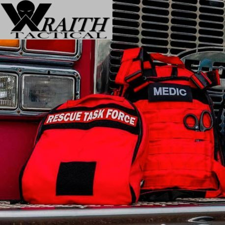 Wraith Tactical CARR Pack Gen 2 Red