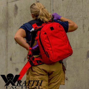 Wraith Tactical CARR Pack Gen 2 Red Firetruck 3
